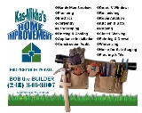 KasMikha Home Improvement Business Card